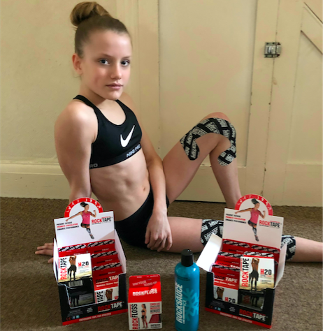 Treating Osgood-Schlatter's: Keep Your Kids In The Game With RockTape