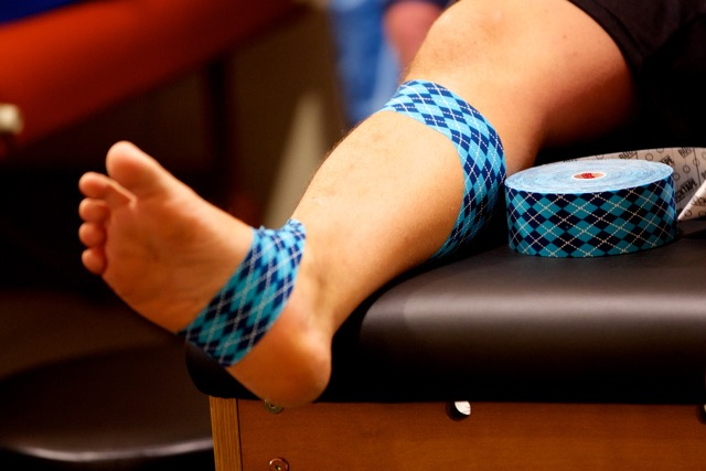 To Brace, or NOT to Brace? Overcoming Dysfunction with Kinesiology Tape vs. Prescribing Orthotics