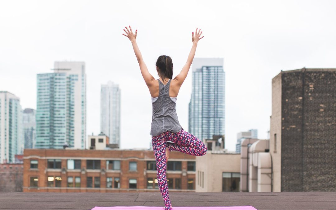 Yoga to Prevent Back Pain While Traveling