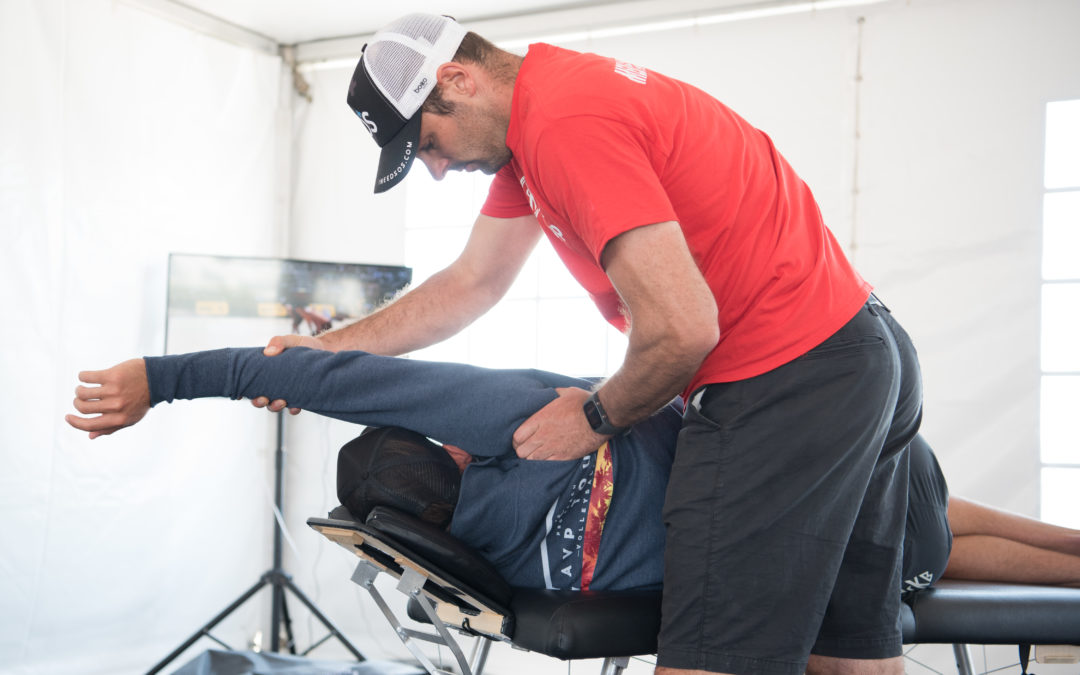 Sports Performance Can Be Improved with Regular Chiropractic Care