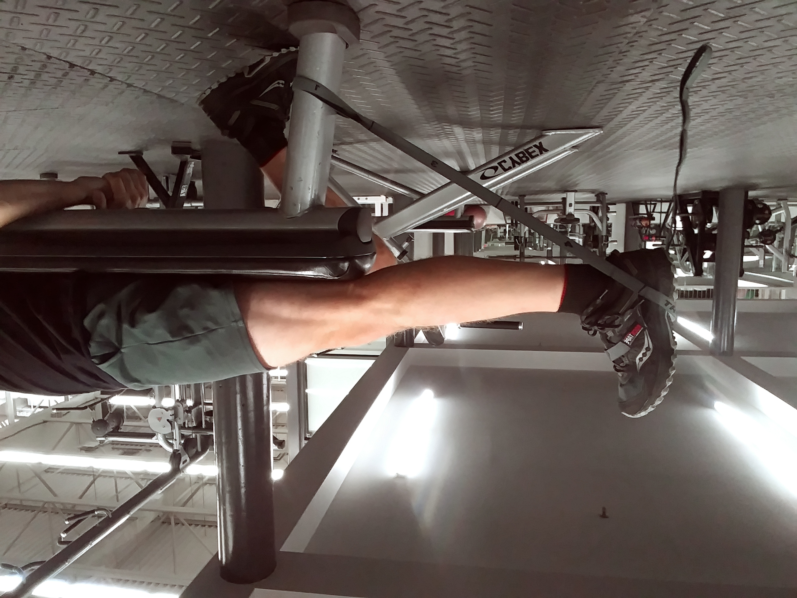 Jumper's knee - isotonic strength