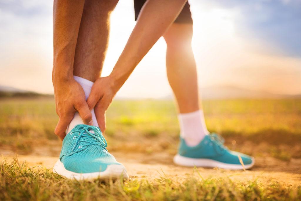 ankle sprains