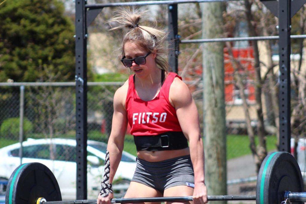 Chantal Bouchard - CrossFit