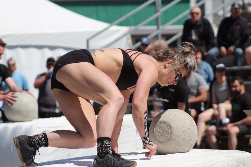 Chantal Bouchard CrossFit