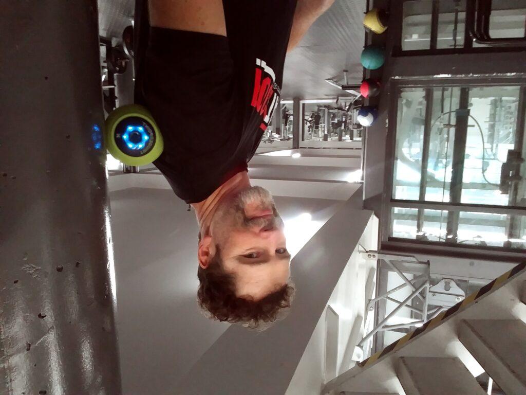 Rotator cuff injury - vib ball